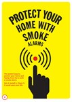 Fit a smoke alarm