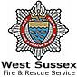 West Sussex Fire & Rescue Service logo