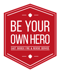 Be Your Own Hero Logo