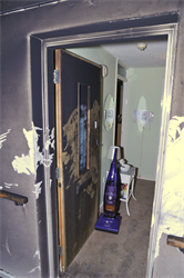 Benefits of intumescent strips and seals preventing toxic products entering the flat