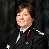 Dawn Whittaker Chief Fire Officer & Chief Executive
