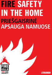Lithuanian Fire Safety In the Home