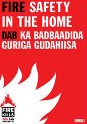 Somali Fire Safety In the Home