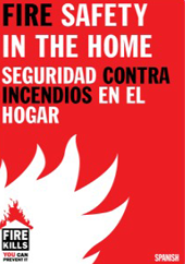 Spanish Fire Safety In the Home