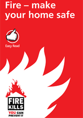 Easy Read Fire Safety In the Home