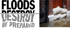 Floods - how to clean up your home safely