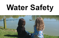 Water Safety & Drowning prevention advice