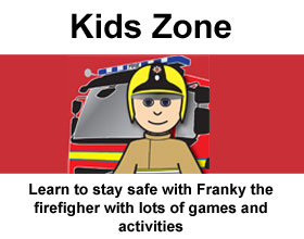 Learn about staying safe. There are lots of games and activities to chose from.