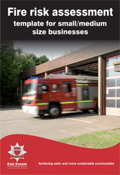 Fire risk Assessments Template For Small/Medium Size Businesses