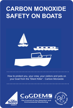 Carbon monoxide safety on boats