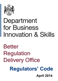 Regulators Compliance Code