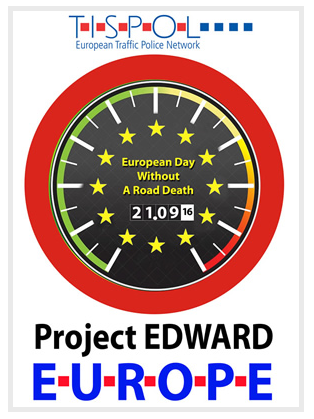 TISPOL Project Edward logo