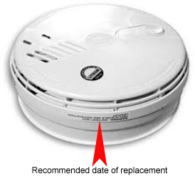 M ains powered smoke alarm
